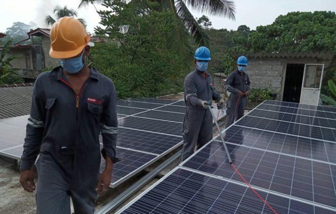 Solar companies in Sri Lanka